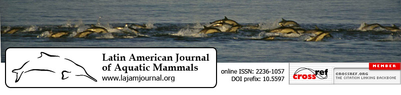 Latin American Journal of Aquatic Mammals